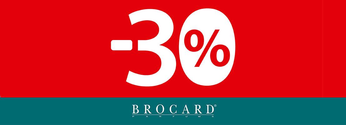 Акція «Знижка -30% на все!»